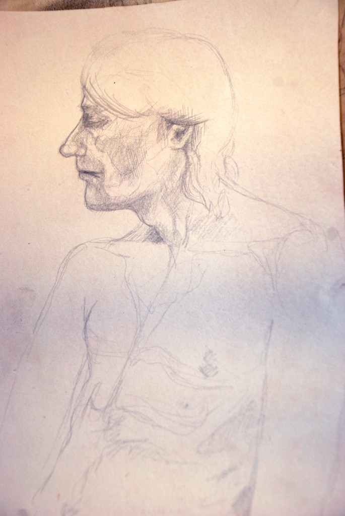 portrait of Ben